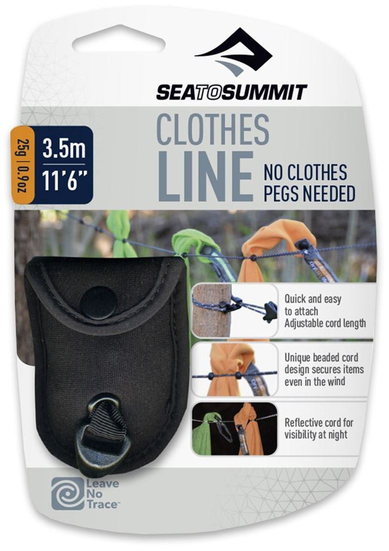 Sea to Summit Travel Clothesline - Packaging