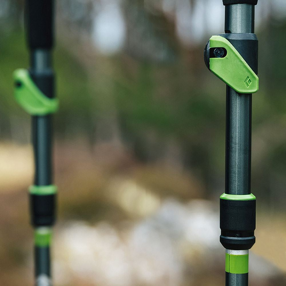 Black Diamond Distance Plus FLZ Trekking Poles