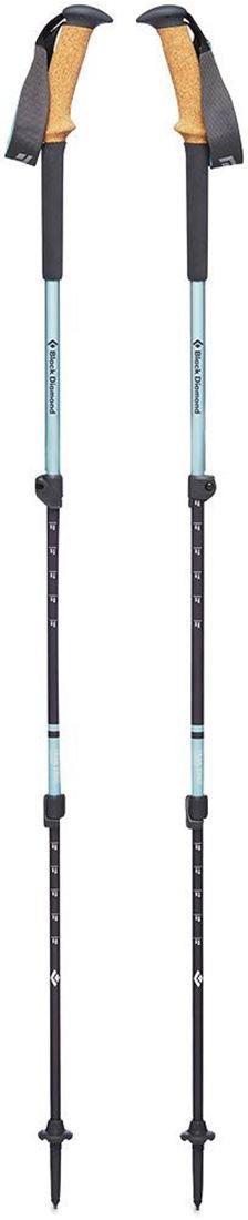 Black Diamond Wmn's Trail Ergo Cork Trekking Poles