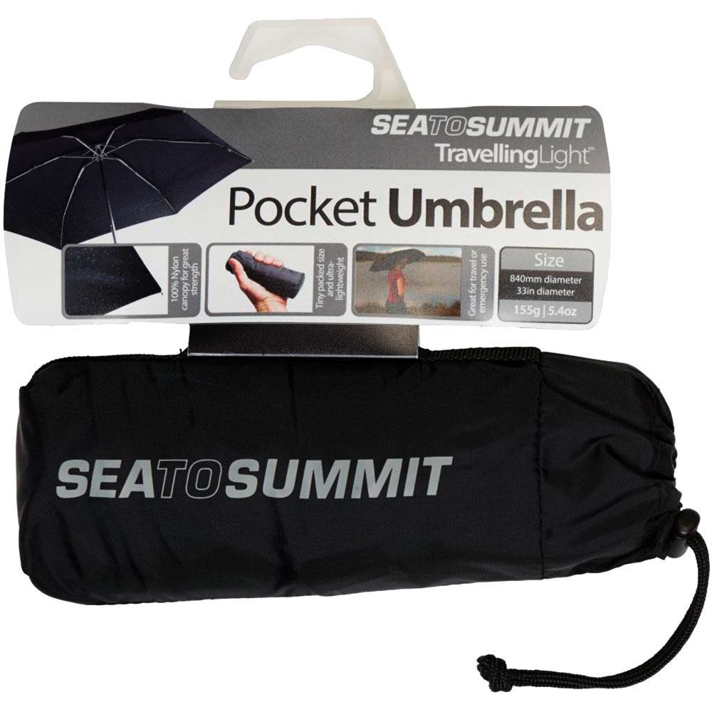 Sea to Summit Pocket Umbrella - Packaging