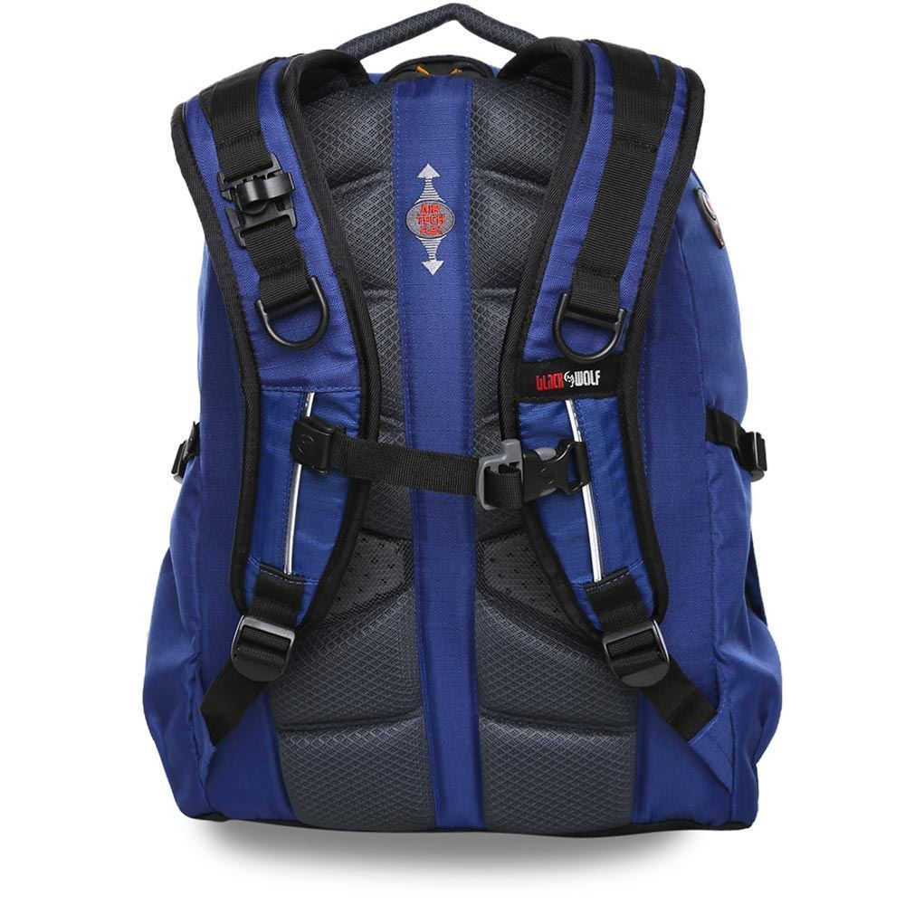Black Wolf Woody Day Pack 30L - Harness