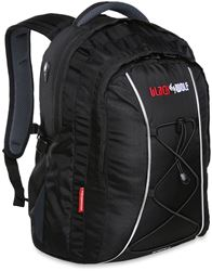 Black Wolf Woody Daypack 30L Black