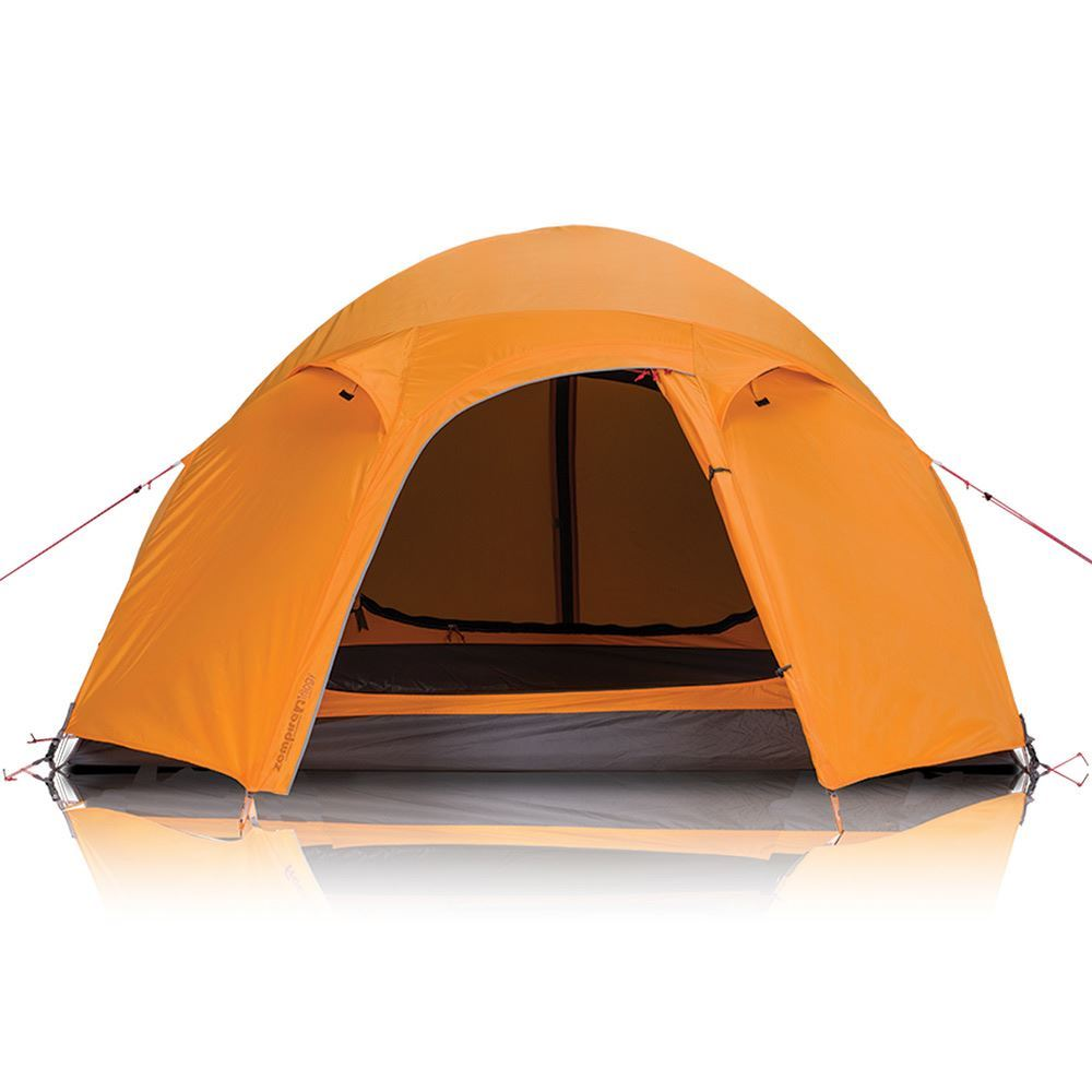 Zempire Trilogy Hiking Tent - Front view