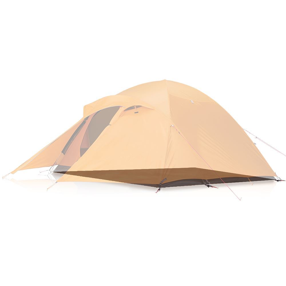 Zempire Trilogy Hiking Tent - Tent floor