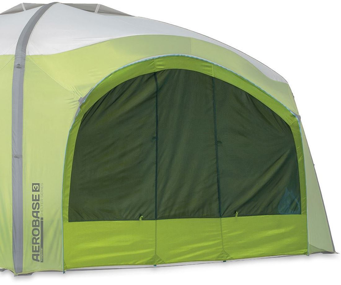 Zempire Aerobase Deluxe Wall - Attached to Aerobase 3 Shelter