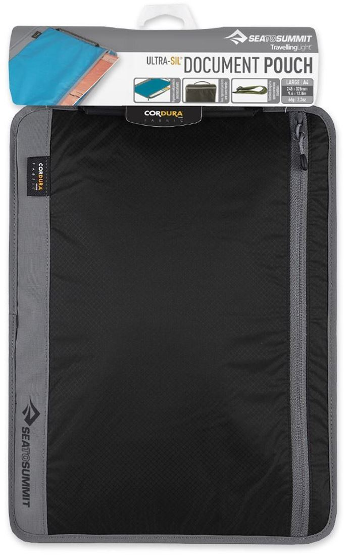 Sea to Summit Document Pouch A4 - Black
