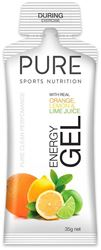 Pure Sports Nutrition Pure Energy Gel Orange Lemon Lime