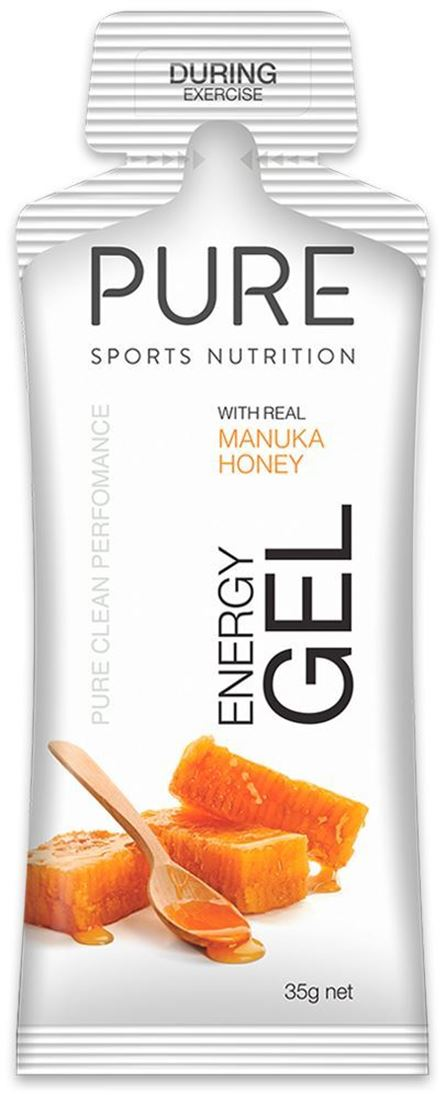 Pure Sports Nutrition Pure Energy Gel Manuka Honey