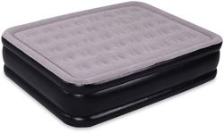 OZtrail Queen Triple Layer Air Mattress with 240V Pump