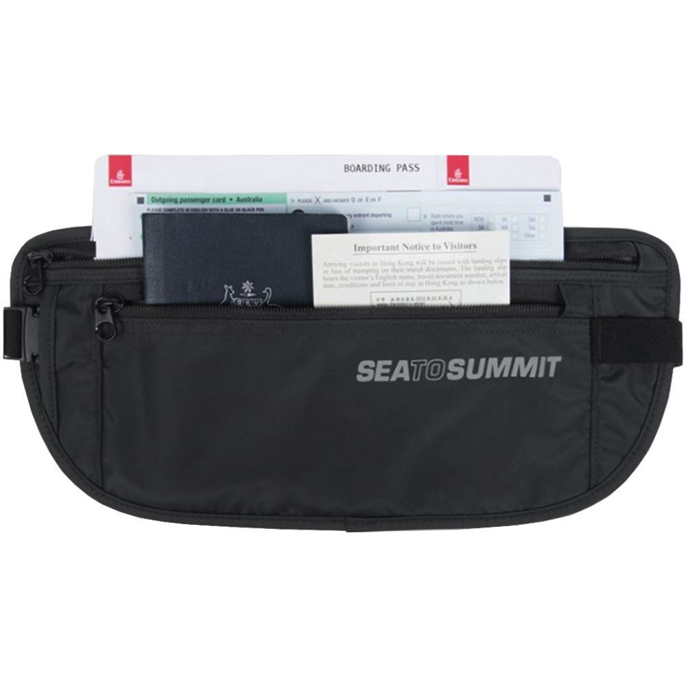 Sea to Summit Travelling Light Money Belt - Passport and documents inside
