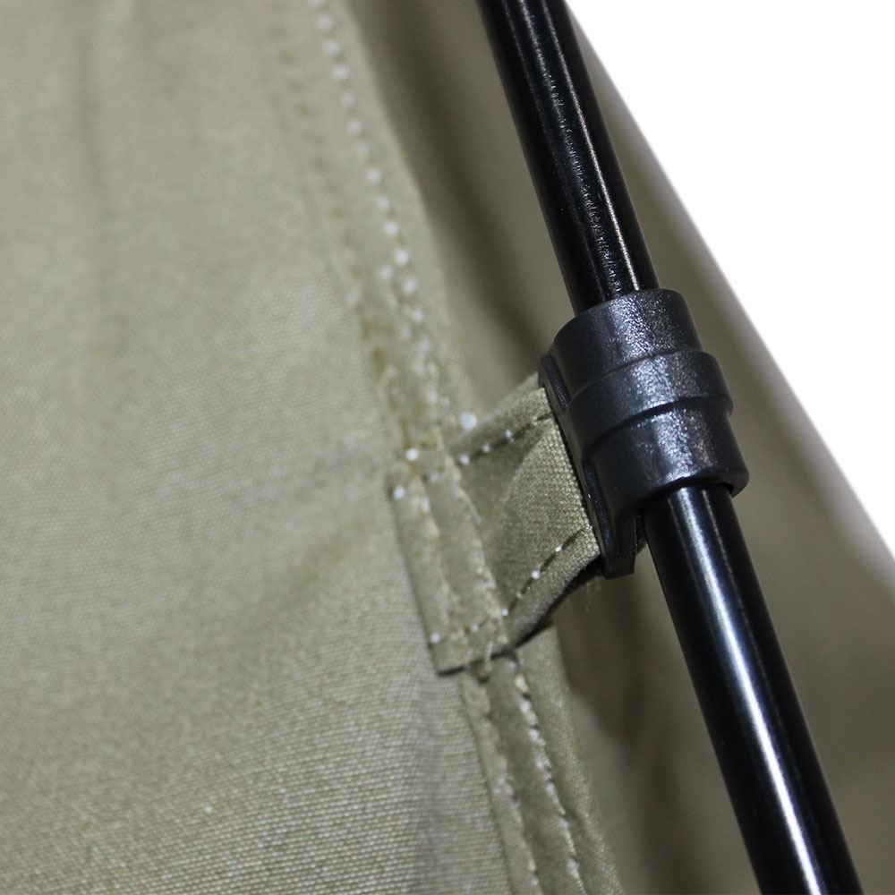 23ZERO Dual Swag 1100mm - Strong 9.5mm T6 alloy anodized dome poles