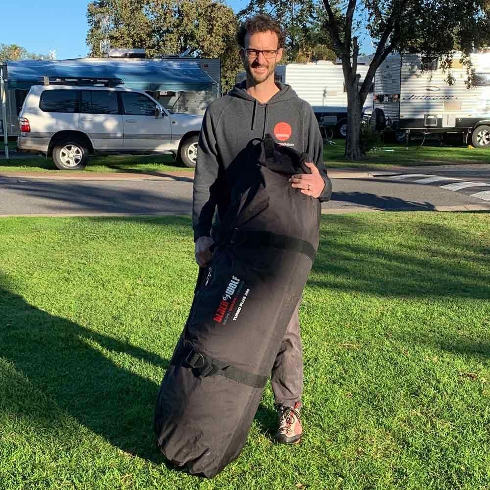 Black Wolf Turbo Plus 300 Tent - Bag