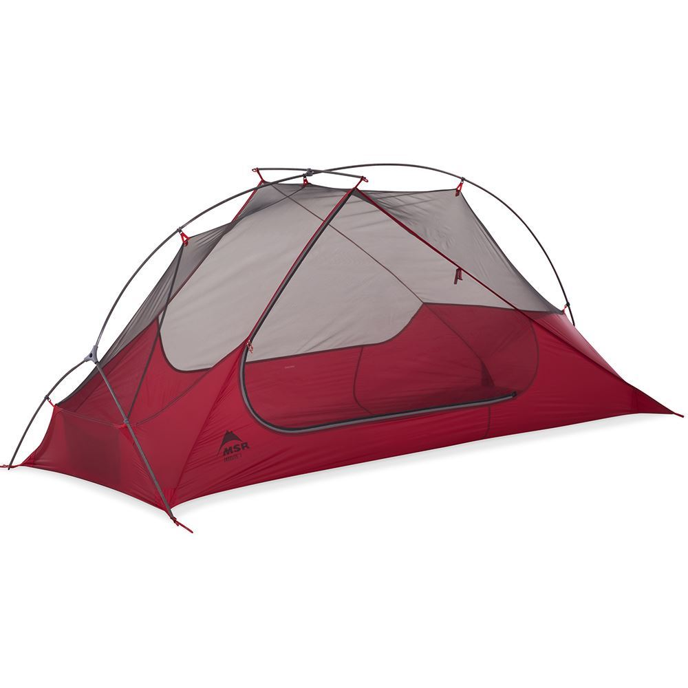 MSR FreeLite™ 1 Ultralight Backpacking S19 Tent - Fly removed