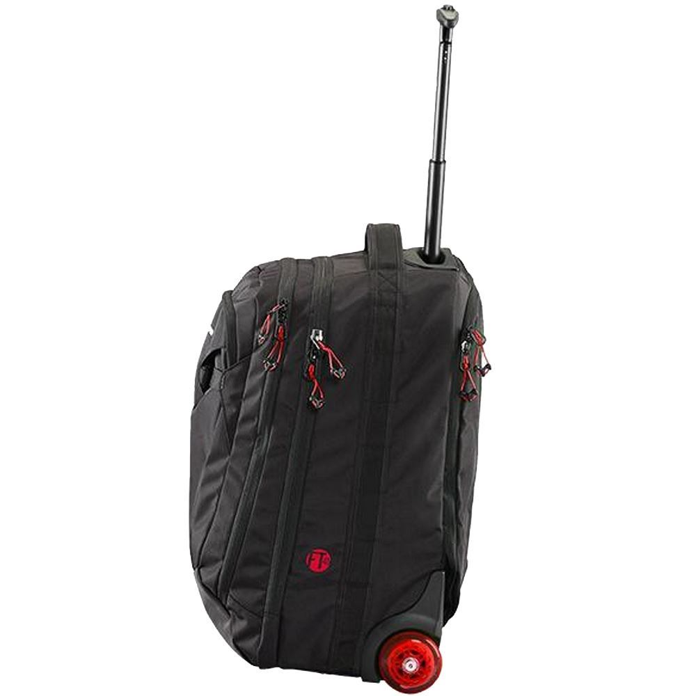 Caribee Fast Track 45 Travel Pack - Side view