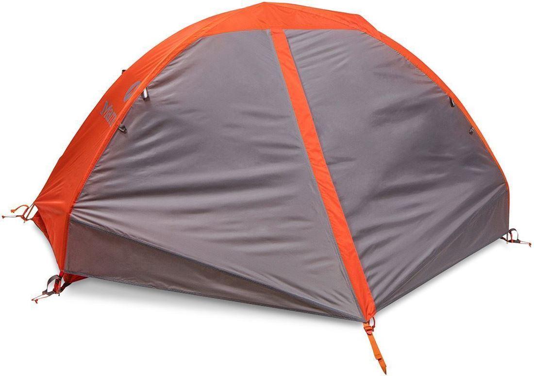 Marmot Tungsten 1P Hiking Tent Blaze Steel