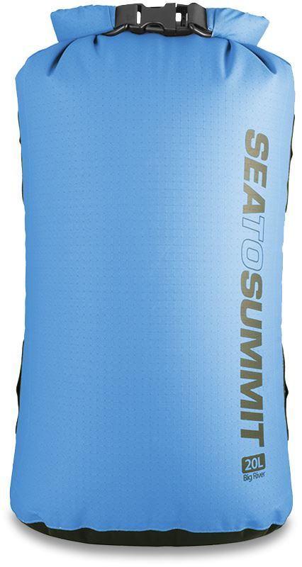 Sea to Summit Big River Dry Sack - Blue