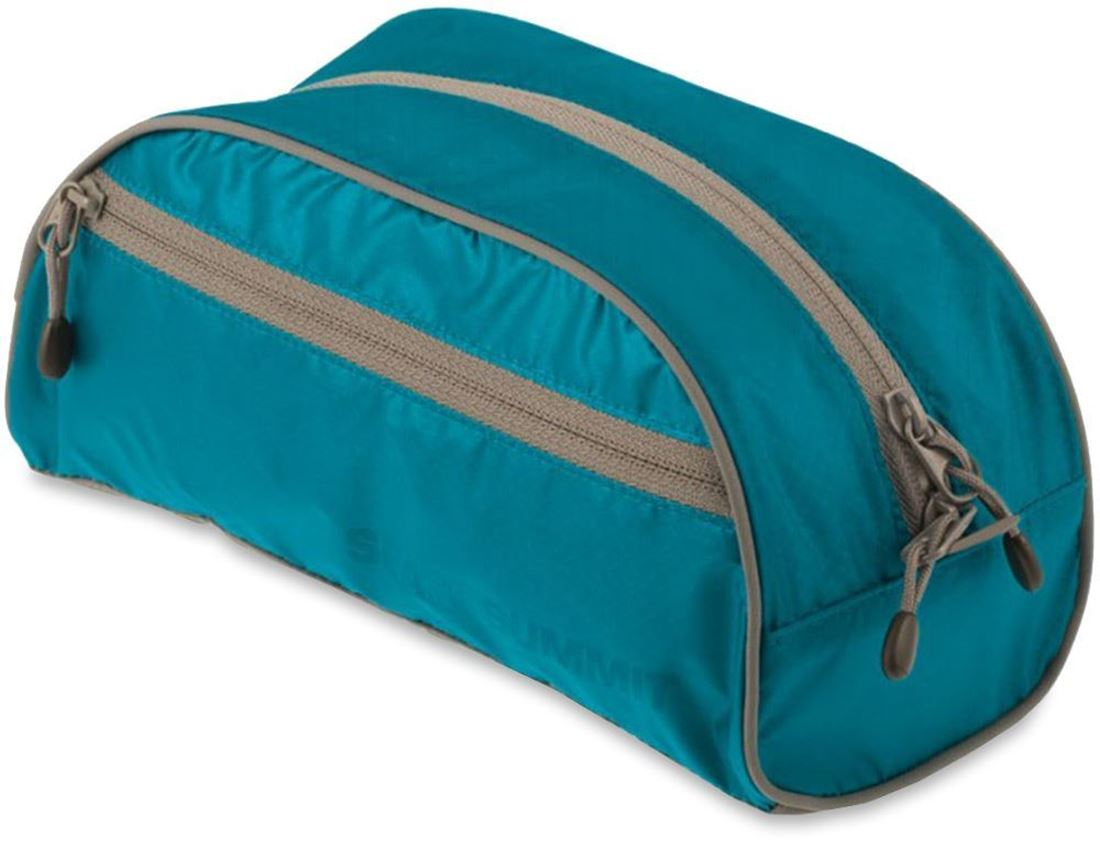 Sea to Summit Toiletry Bag Small - Blue/Grey