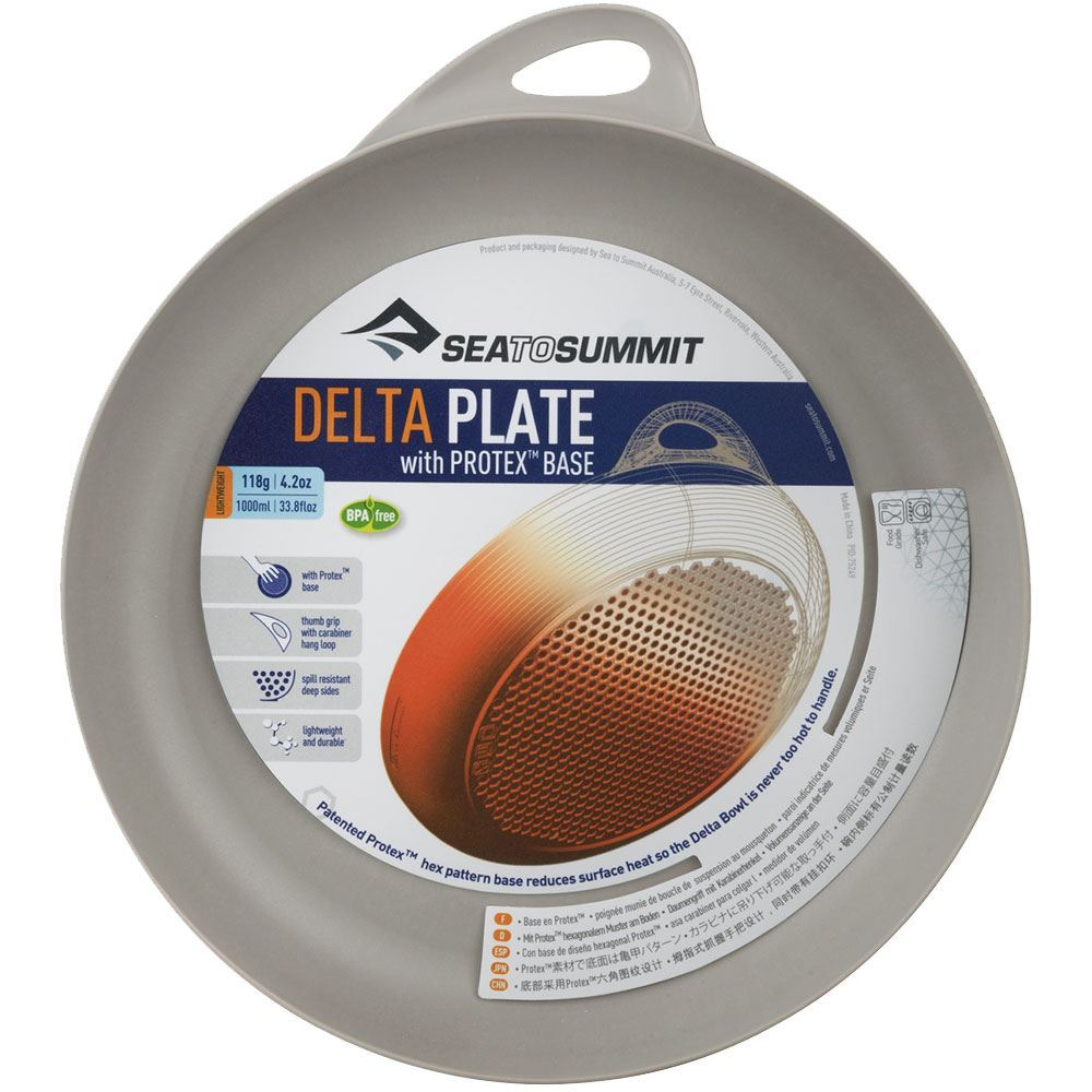 Sea to Summit Delta Plate - Packaging