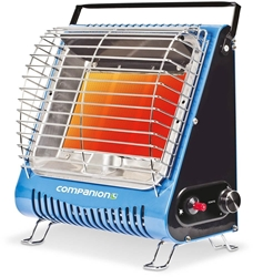 Companion Portable LP Gas Camp Heater