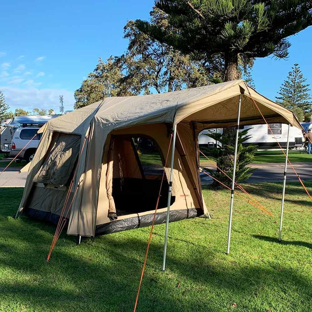 Black Wolf Turbo 240 Canvas Touring Tent