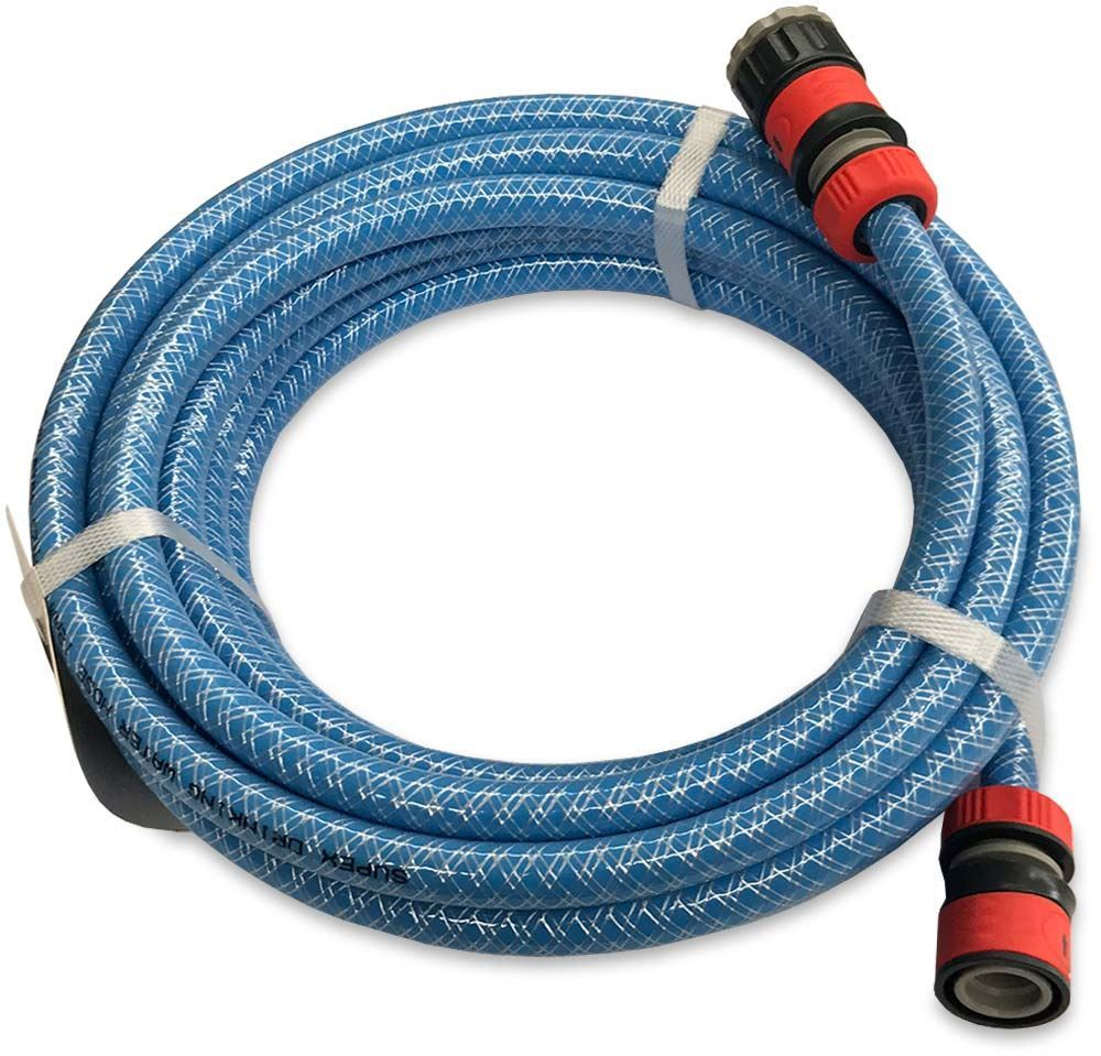 Supex 12mm Non-Taint Drinking Water Hose + Fittings