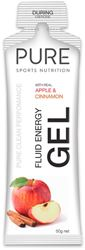 Pure Sports Nutrition Fluid Energy Gel Apple & Cinnamon