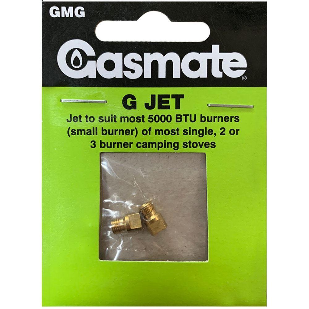 Gasmate G Jet 5000 BTU 2 Pk