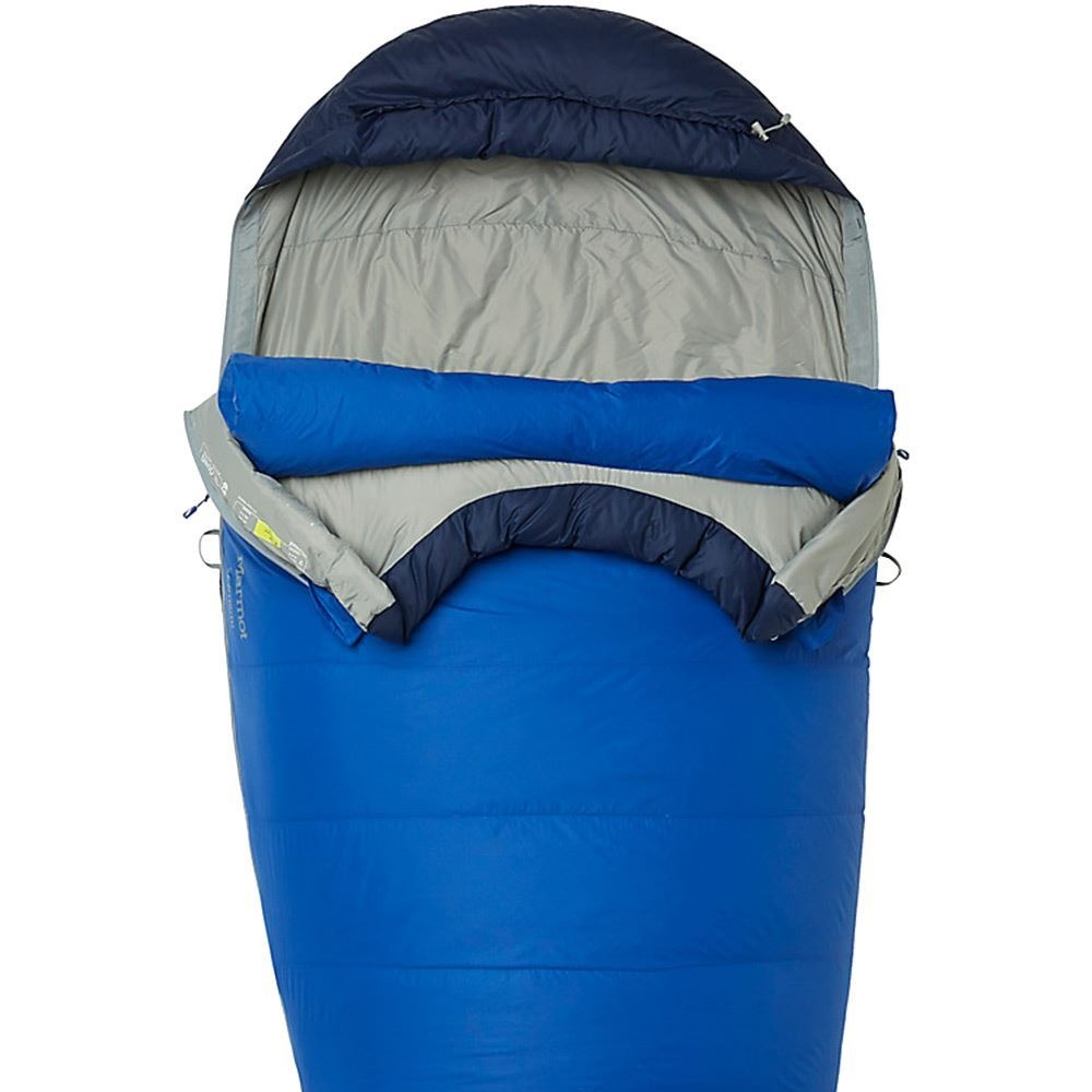 Marmot Sawtooth Sleeping Bag (-6 °C) - Close up of hood