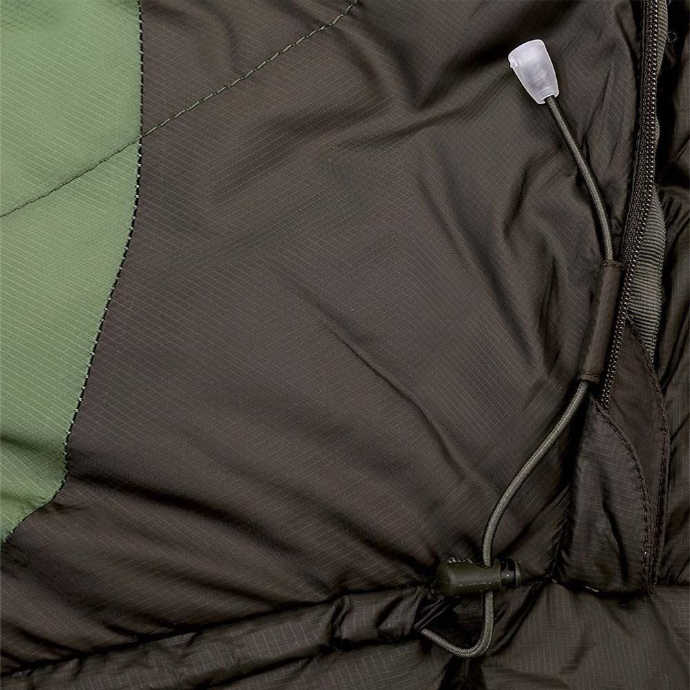 Marmot Trestles Elite Eco 30 Sleeping Bag (3 °C) - Close up of cord and bag material