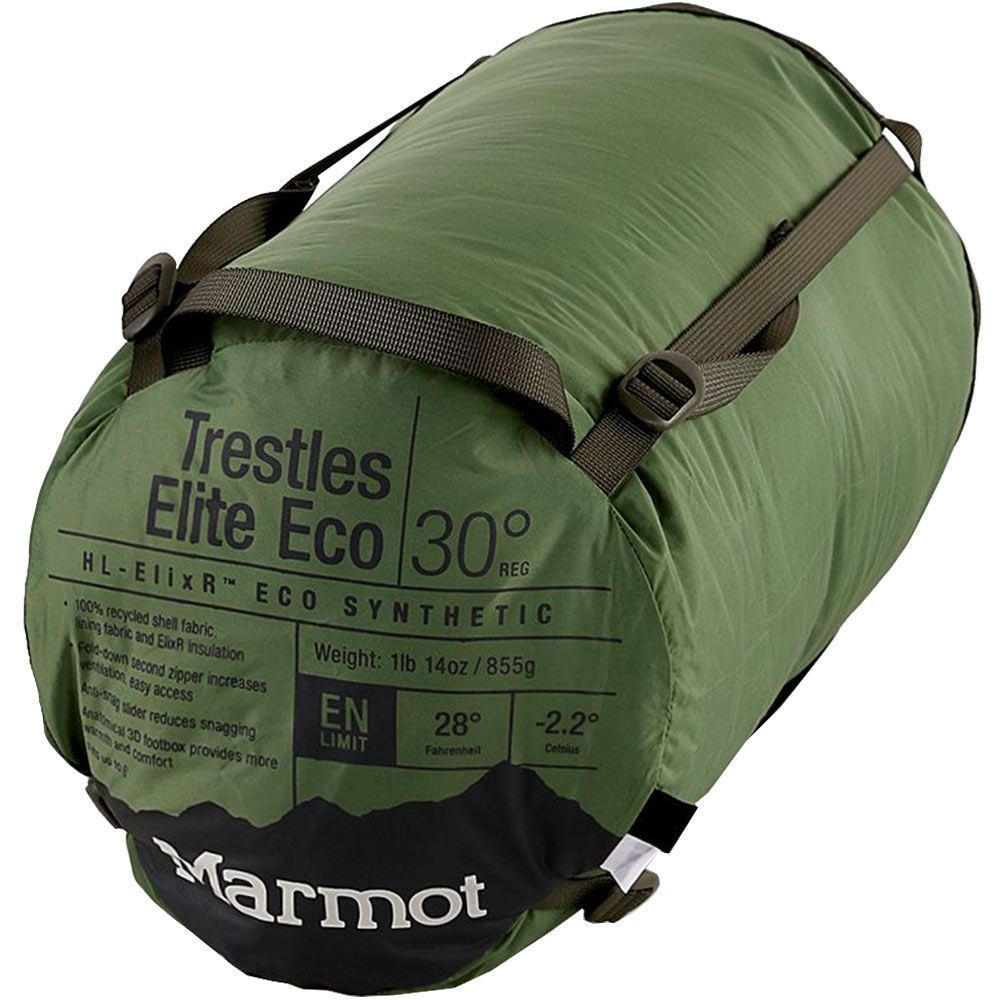 Marmot Trestles Elite Eco 30 Sleeping Bag (3 °C) - Bag