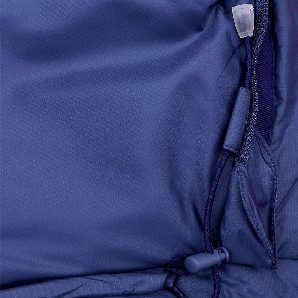 Marmot Trestles Elite Eco 20 Wmn's Sleeping Bag (-7 °C) Regular Midnight Storm - Close up of cord