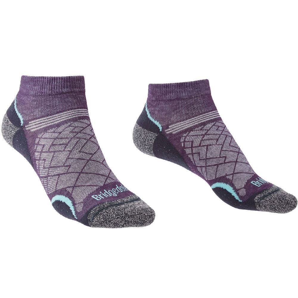 Bridgedale Hike Ultra Light T2 Coolmax Performance Wmn's Low Sock