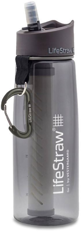 LifeStraw Go 2 Stage Water Filter Bottle