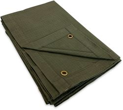 Jolly Swagman Canvas Tarp 6x4