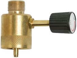 Gasmate UNEF to 3/8 BSP Adapter