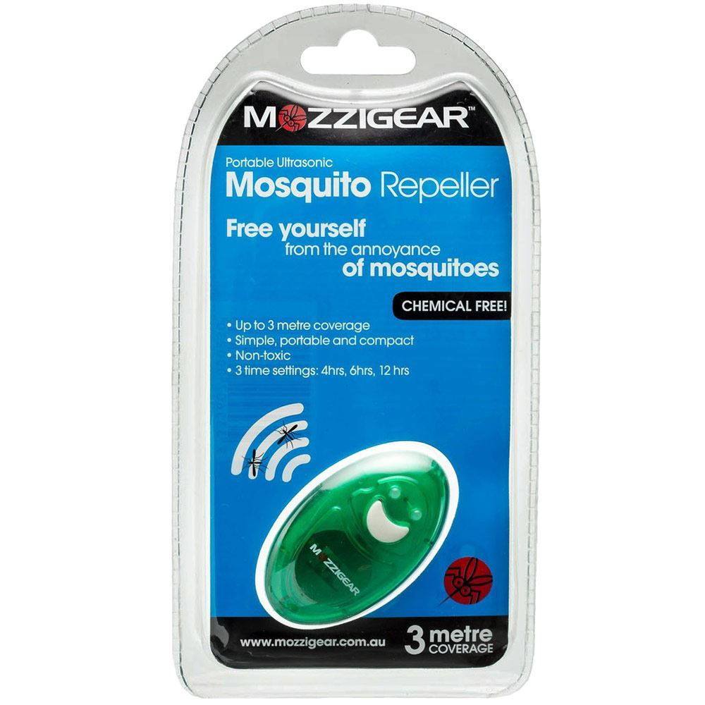 MozziGear Mosquito Repeller