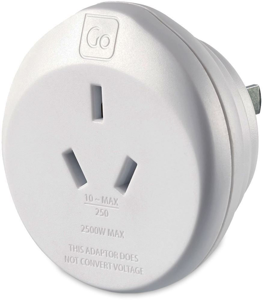 Go Travel Aus & Chineses Travellers to US Adaptor