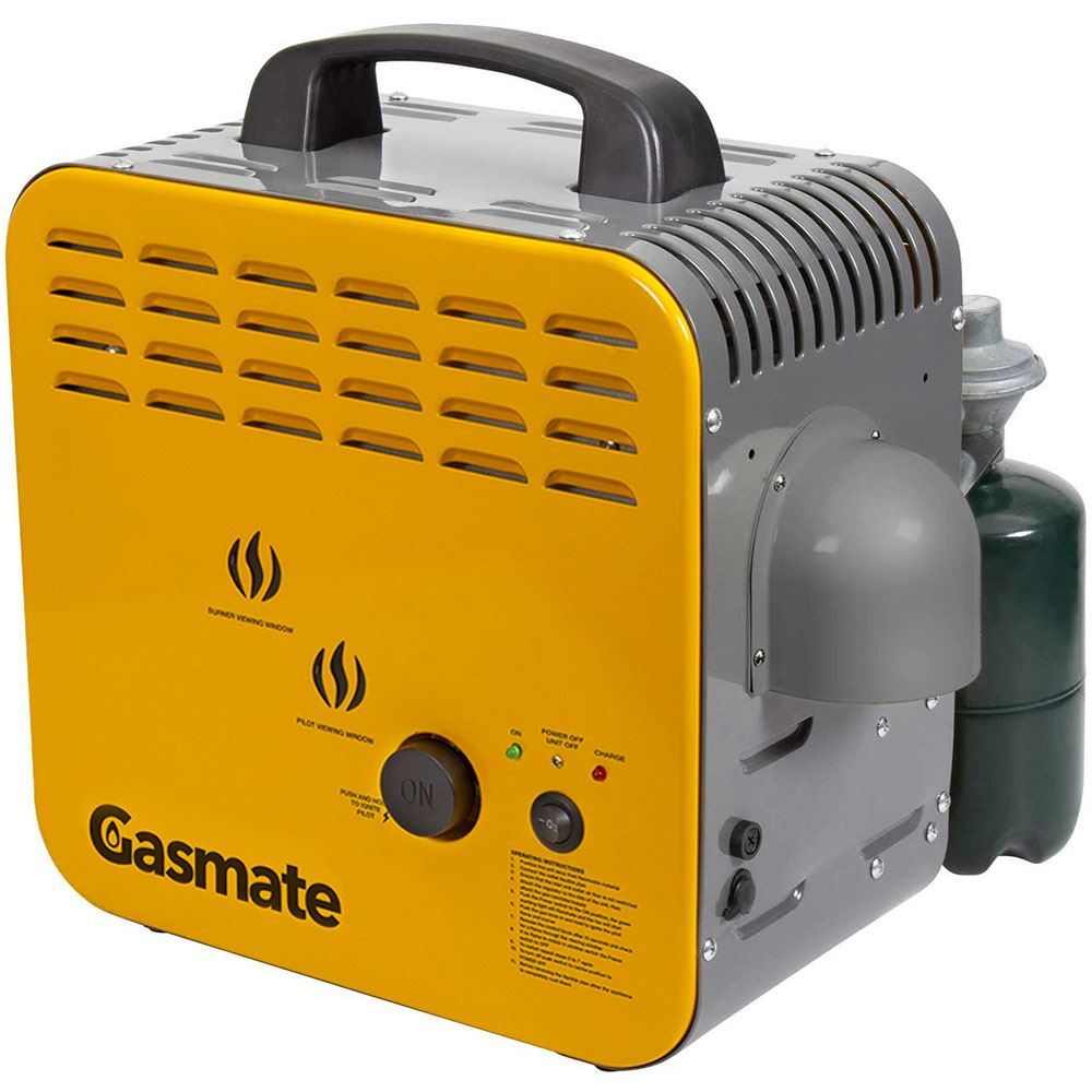 Gasmate Ducted Camping Heater