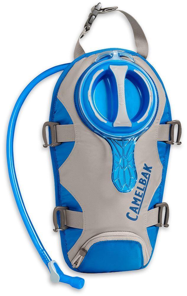 Camelbak Unbottle Hydration Reservoir 2L Front - Blue/Graphite