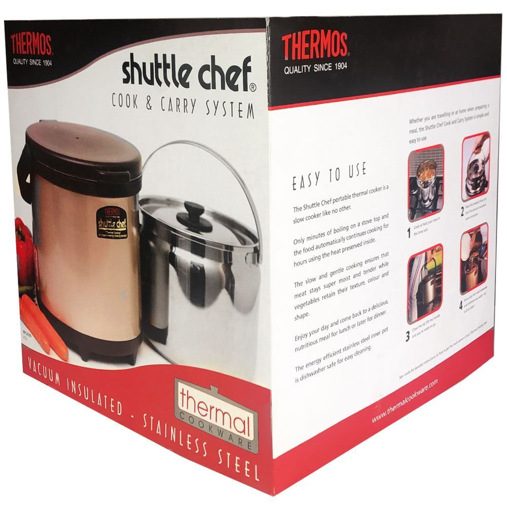 Thermal Cookware Shuttle Chef RPC 4500W
