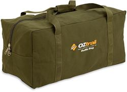 OZtrail Canvas Duffle Bag - Medium