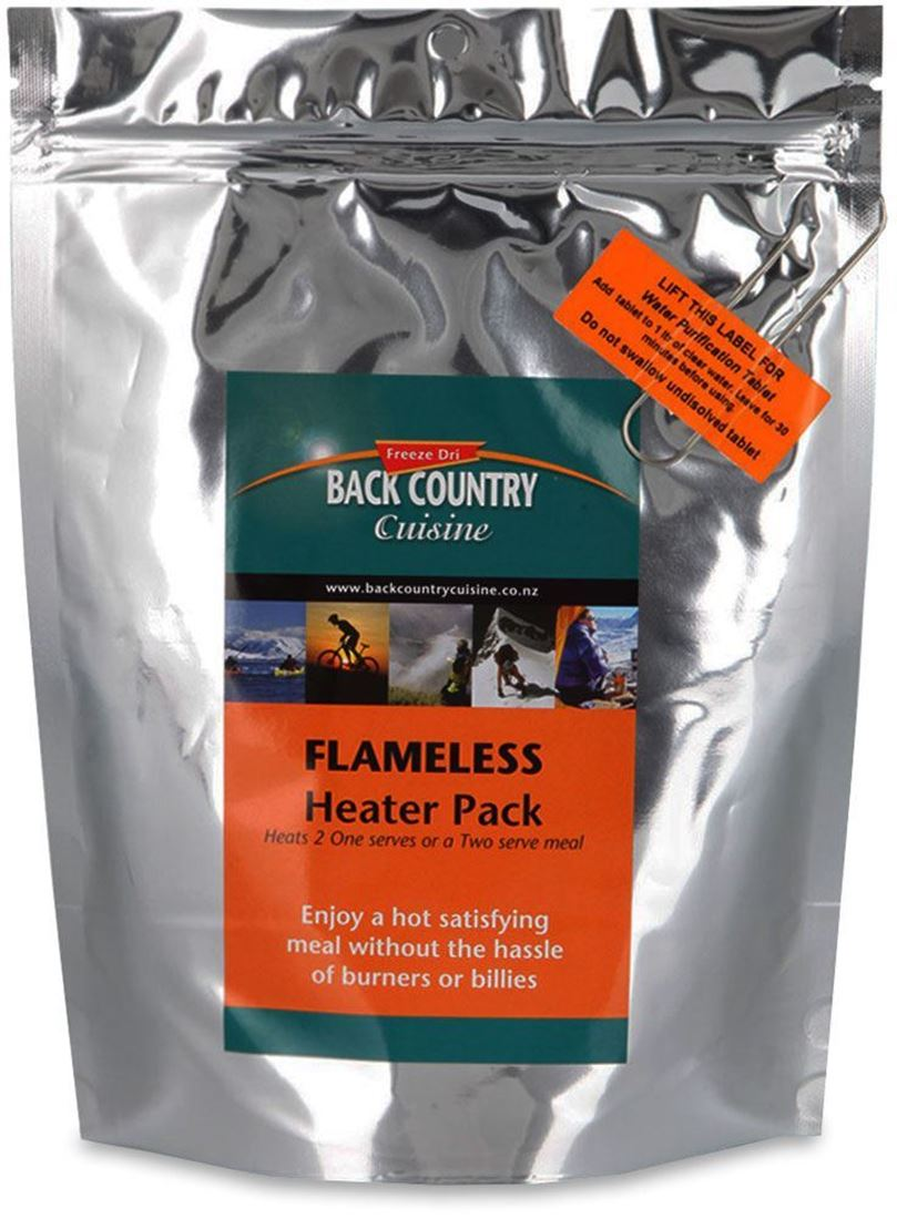 Back Country Cuisine Food Heater Pack