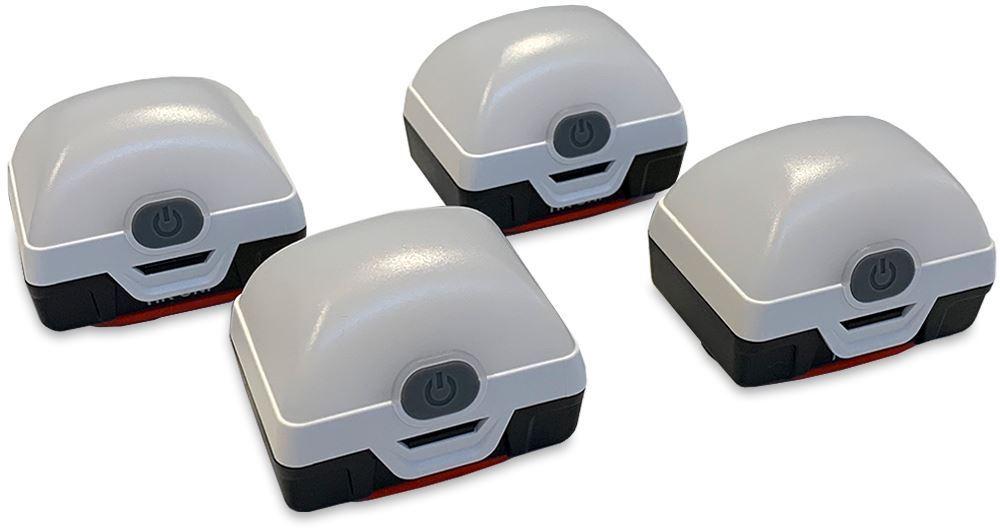 Korr Lighting Unilight 4 Pack Dual Colour Universal LED Lantern