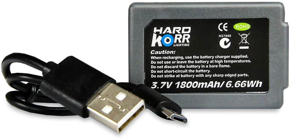 Korr Lighting Unilight Lithium Rechargeable Battery Upgrade