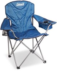 Coleman King Size Cooler Arm Chair - Blue