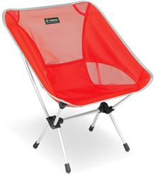 Helinox Chair One Crimson & Silver