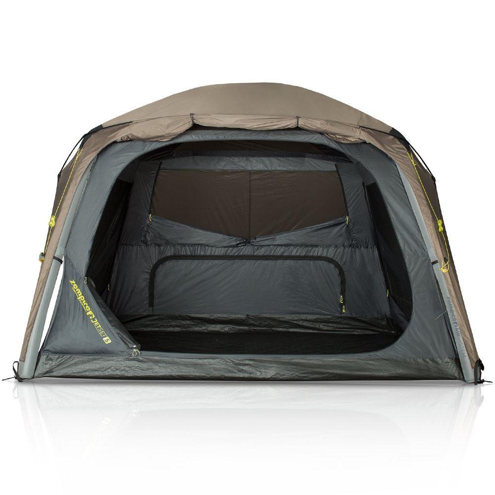 Zempire Jetset 5 Inflatable Air Tent Front Door