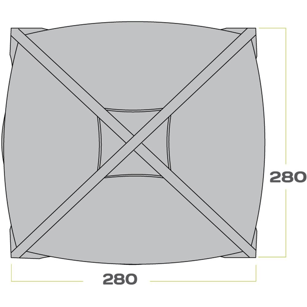 Picture of Zempire Aerobase 2 Shelter + Wall