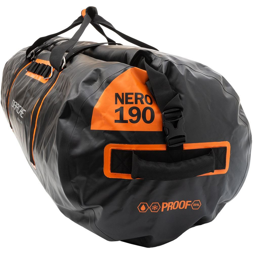 Darche Nero 190 Gear Bag Front close up