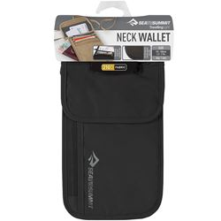 Sea to Summit Neck Wallet - Black